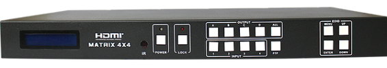 4X4 HDMI Matrix  - CSHML - 944H100